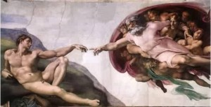 590_Michelangelo_-_Touching_the_Hand_of_God